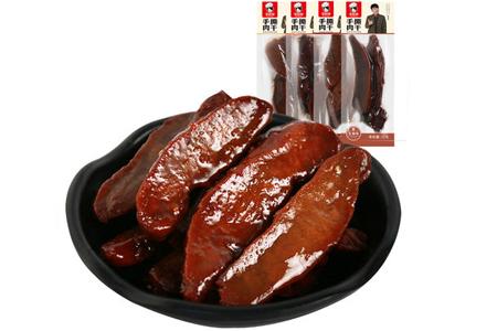金廚娘食品手撕肉干